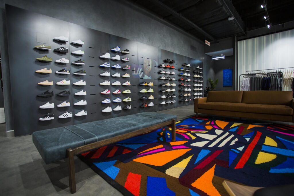 adidas Sandton store launch