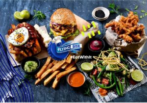 Eat before you drink, says Flying Fish