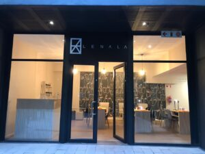 Stylish new Nail Studio, LENALA opened its doors in Milpark, Johannesburg