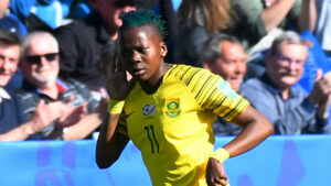 International soccer star, Thembi Kagatlana joins the POB Dialogues Flourishing Women Edition – brought to you by MTN Pulse
