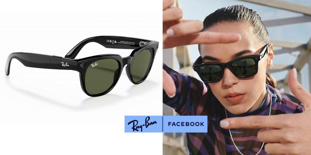 Ray Ban and Facebook