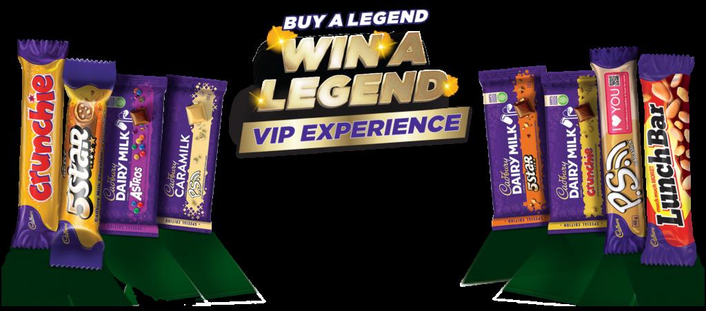 Cadbury VIP experience