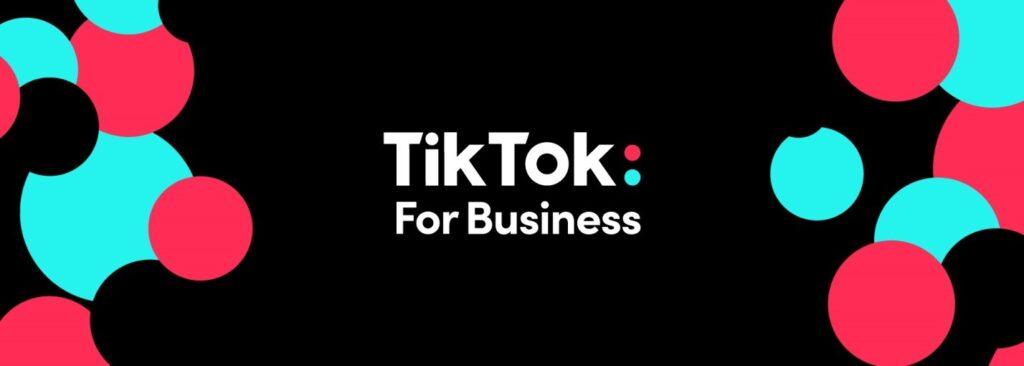 TikTok For Business Image
